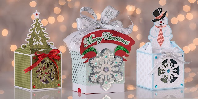 Celebrate Your Christmas Festival With Printed Christmas Boxes