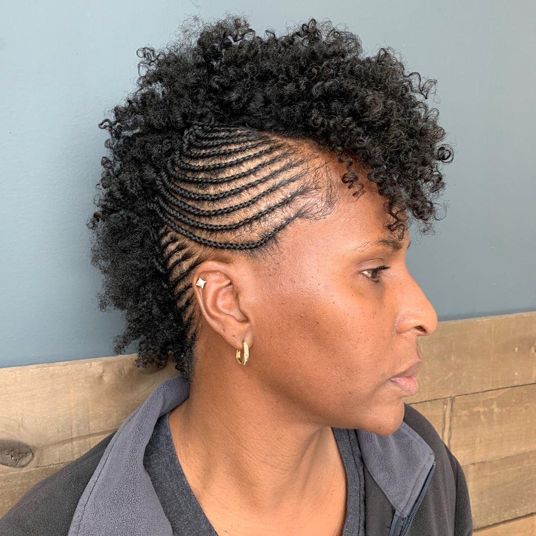 New 2019 Braids Hairstyles For Ladies Latest Ankara Styles