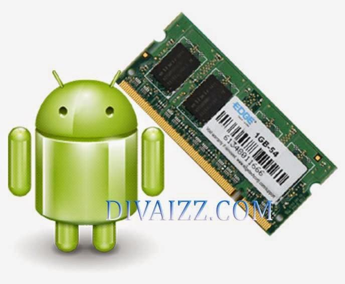 Menambah Kapasitas Ram Android -  www.divaizz.com