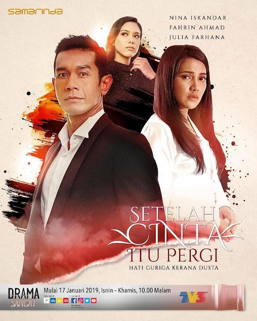 Tonton Episod Penuh Drama Setelah Cinta Itu Pergi Di TV3 (2019)