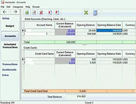 Software Akuntansi portable Gratis Terbaik-5
