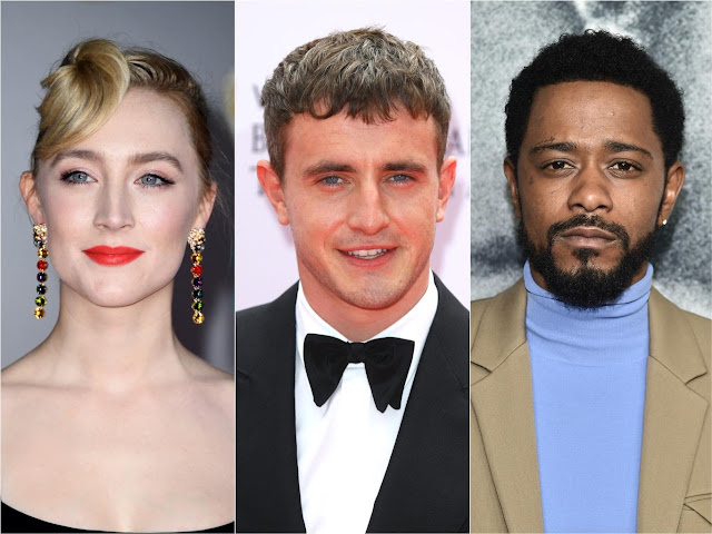 ✅ Amazon Prime Video negocia por los derechos de la película de ciencia ficción protagonizada por Saoirse Ronan, Paul Mescal y LaKeith Stanfield