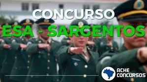 ESSA-CONCURSO DE SARGENTO 2020 - EDITAL