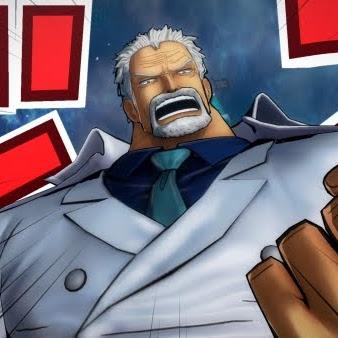 One Piece: Burning Blood presenta a Monkey D. Garp y Caesar Clown en un nuevo tráiler