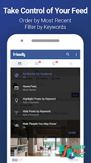 Friendly for Facebook Unlocked APK