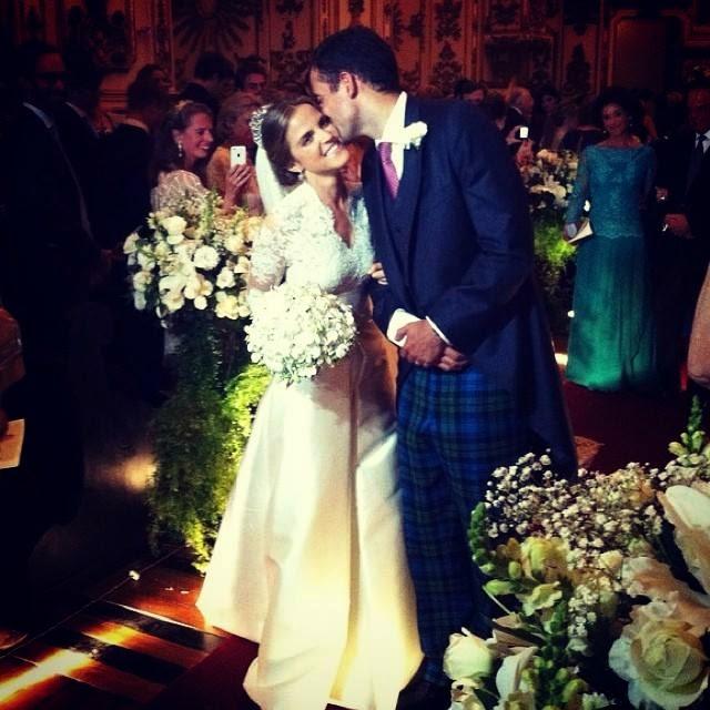 Blog Monarquia Já: O Casamento De Dona Amélia De Orleans E