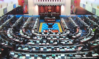 Dulu kutuk BN Berapi-rapi -- Sidang Dewan Rakyat bermula lewat, korum tidak cukup