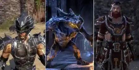 Elder Scrolls Online,Armor Sets For Sorcerers,