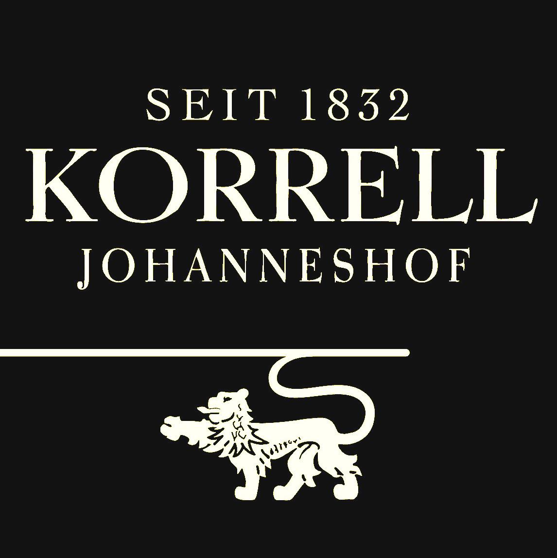 Wappen des Bosenheimer Weingutes Korrell Johanneshof