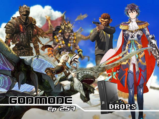 GODMODE 257 - DROPS