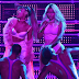 Nicki Minaj and Ariana Grande simulate oral sex act during VMA peformance (photos/video)