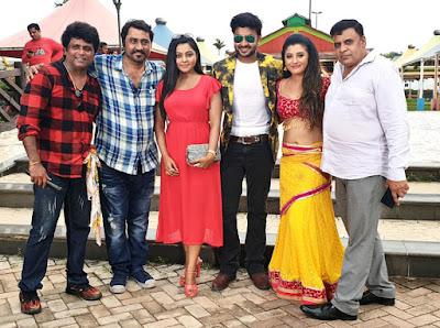 Mai Babuji Ke Aashirvad Bhojpuri Movie