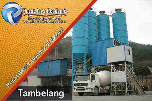 Jayamix Tambelang, Jual Jayamix Tambelang, Cor Beton Jayamix Tambelang, Harga Jayamix Tambelang