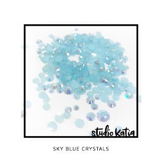 SKY BLUE CRYSTALS