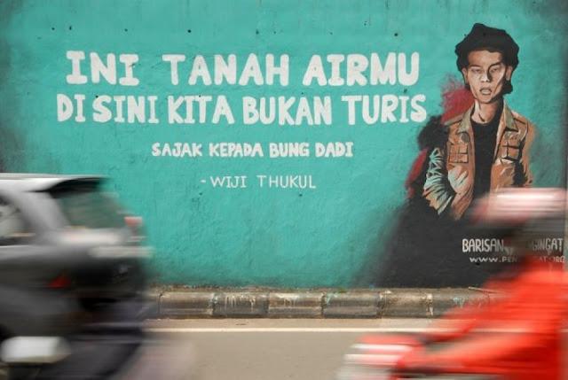 Wiji Thukul , Penyair yang Hilang