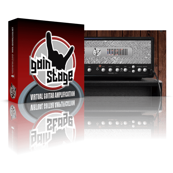 Gain Stage Virtual Amps Bundle 2021.8 Full version