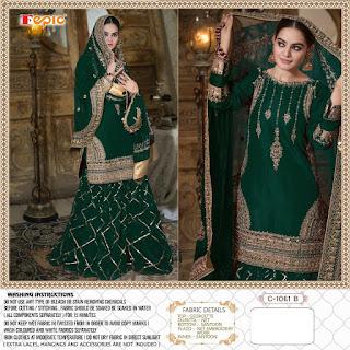 Fepic Rosemeen Sufia Pakistani Suits catalog wholesaler