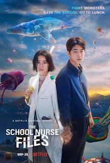 مسلسل ملفات ممرضة المدرسة The School Nurse Files مترجم