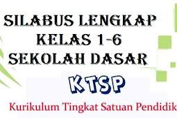 Download Contoh RPP SD/MI KTSP Versi Terbaru 2018