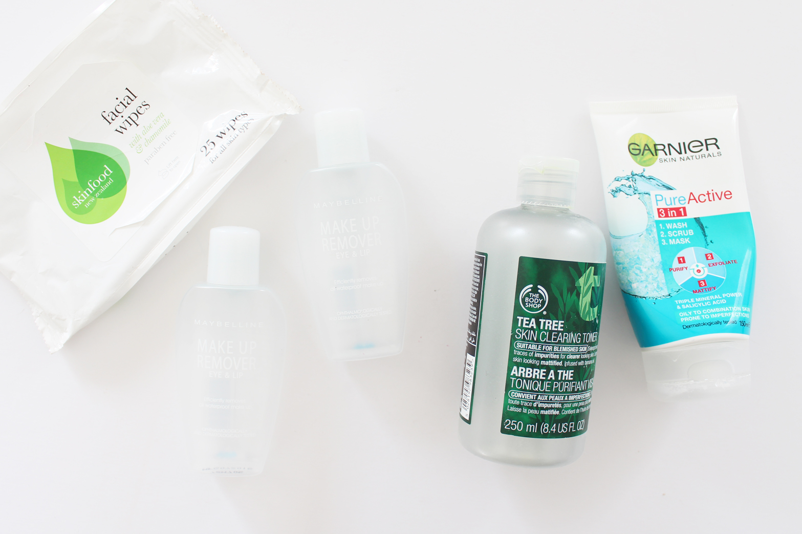 EMPTIES | May '16 - OGX, The Body Shop, Rimmel, Maybelline, Garnier + More - CassandraMyee