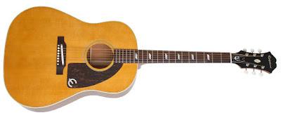 dan guitar Epiphone