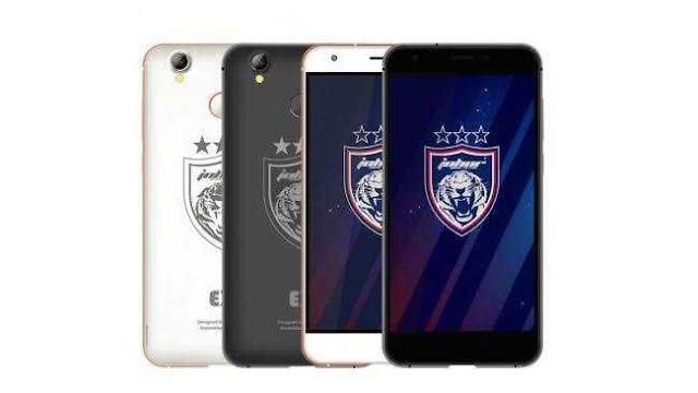 Spesfikasi Telefon Pintar OLA Edisi Kelab JDT Berharga RM599