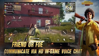 PlayerUnknown's Battlegrounds (PUBG Mobile) APK + Obb Data