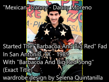 Barbacoa And Big Red Song