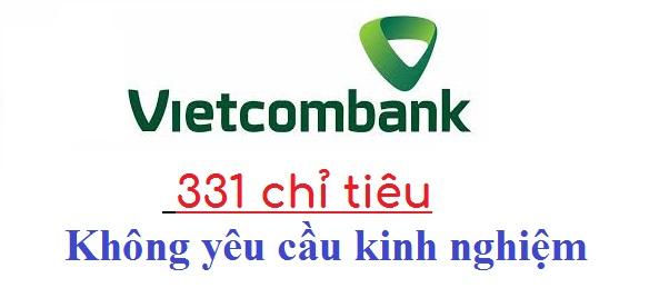 Vietcombank tuyển dụng lao động đợt II/2020