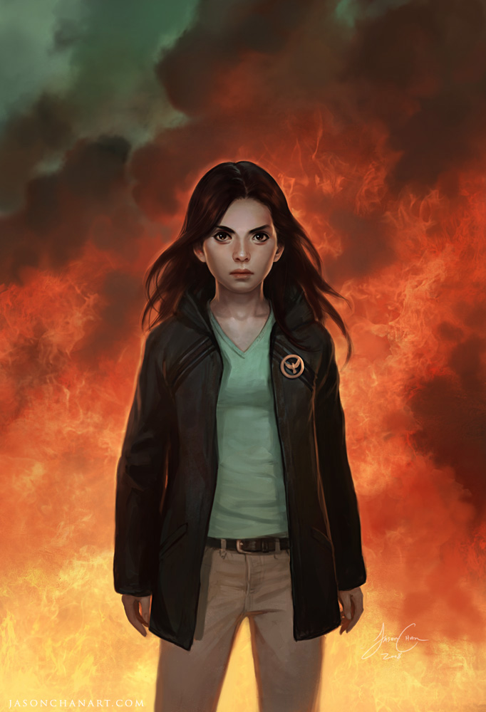 Character profile for Katniss Everdeen from The Hunger ...