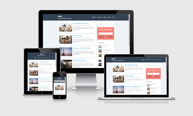 In responsive seo and seo friendly blogger templates maxwellsz