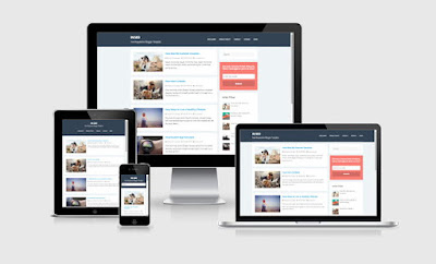 In Responsive SEO and SEO Friendly Blogger Templates