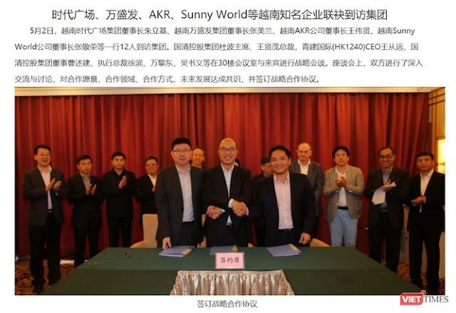 Ông chủ thực sự của Alpha King là ai? có bàn tay Trung Quốc đứng sau thao túng?
