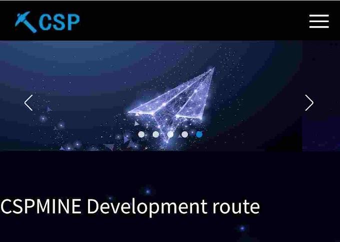 Aplikasi CSPMine Penghasil Uang Gratis Terbaru, Misi Kumpulin Dollar, Apakah Aman & Membayar? Klik Disini Selengkapnya...