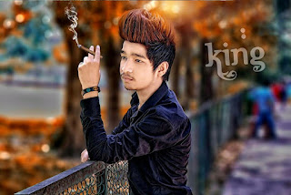 Real PapPya Gaikwad Editing || Stylish Look + Hair edit+ Face White|| PICSART EDITING TUTORIAL||