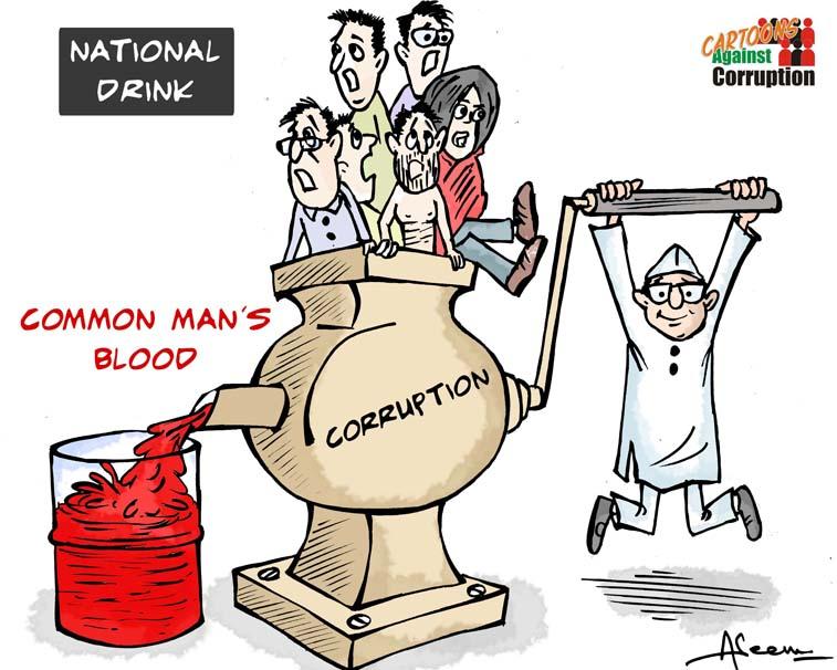 Cartoons Against Corruption In India (Aseem Trivedi) - The ...