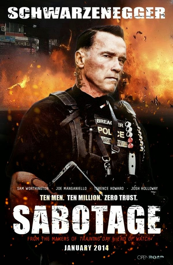 Nonton Film Sabotage (2014) Subtitle Indonesia