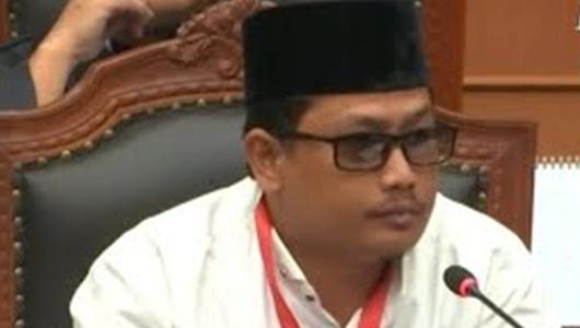 Rahmadsyah, Saksi Prabowo di MK, Dijebloskan ke Penjara