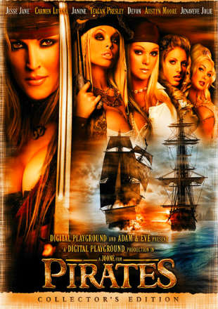 Poster of Pirates 2005 Full Movie BRRip 720p English ESub