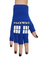 hot topic doctor who
