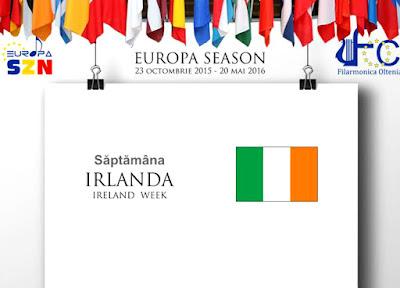 Saptamana si ziua Irlandei la Craiova