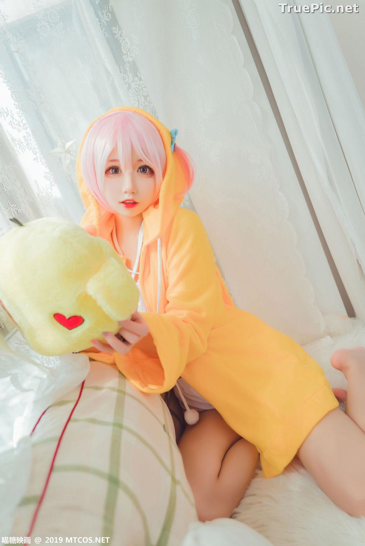 Image MTCos 喵糖映画 Vol.032 – Chinese Model 猫君君_MaoJun – Sleepy Angels - TruePic.net - Picture-10