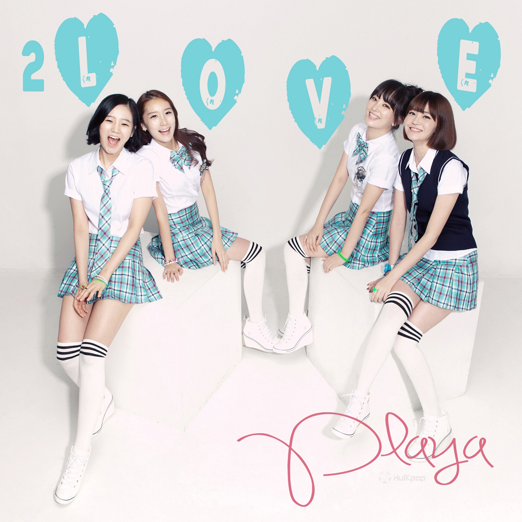 Playa – Vol.1 2 LOVE