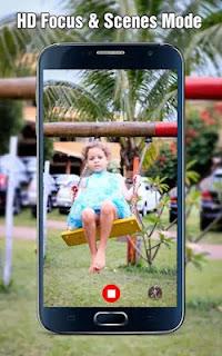 تطبيق DSLR Camera Hd Professional للالتقاط الصور بجودة عالية