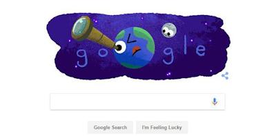 Google Doodle Rayakan Penemuan Eksoplanet, Planet Serupa Bumi