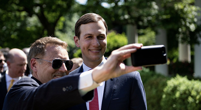 White House's Kushner unveils economic portion of Middle East peace plan