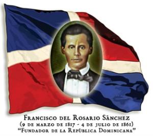 Hoy se conmemora el 200 aniversario del natalicio de Francisco del Rosario Sánchez