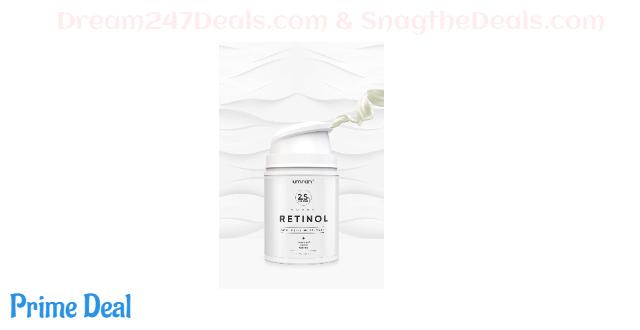 80% OFF UMRAN Retinol Cream