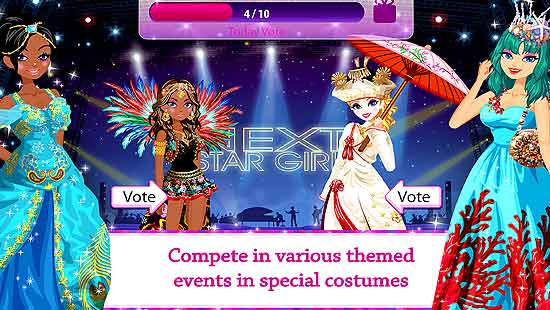 Star Girl Mod Apk Download