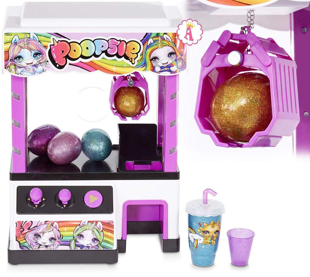 Автомат с игрушками Пупси